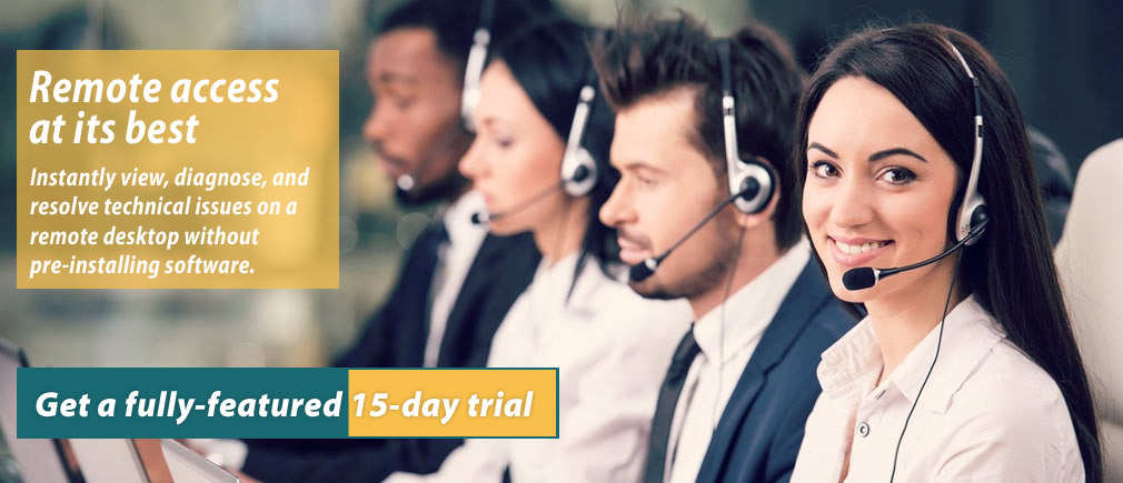 remote access - 15 day trial